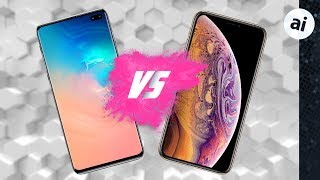 Galaxy S10 vs iPhone XS - Every Spec Compared!