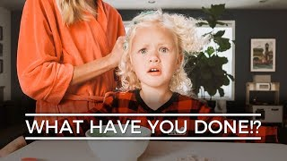 MOM, WHAT HAVE YOU DONE!? || Devine Family Vlog