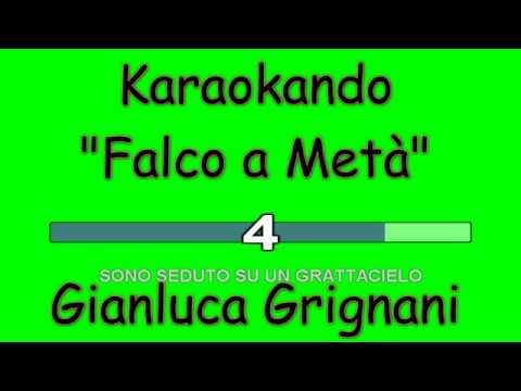 , title : 'Karaoke Italiano - Falco a Metà - Gianluca Grignani ( Testo )'