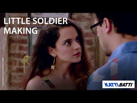 Little Soldier Making | Katti Batti | Imran Khan & Kangana Ranaut | In Cinemas Sept.18