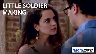 Little Soldier Making - Dialogue Promo - Katti Batti
