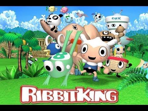 ribbit king gamecube cheats