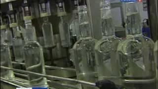 Производство водки в России (Кабарда)