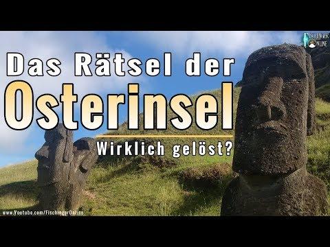 Das Rätsel der Moai der Osterinsel (Rapa Nui): Ist es wirklich gelöst?