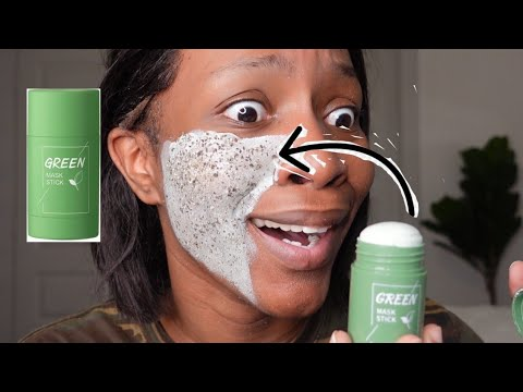 Does this miracle Green mask work??🙀 ...shock 🙀