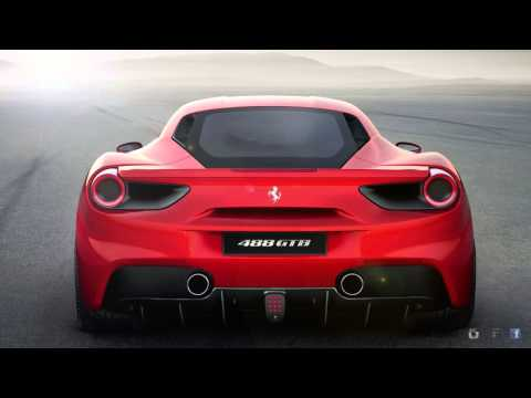 NEW 2016 Ferrari 488 GTB - Interior / Exterior / Engine / Stats
