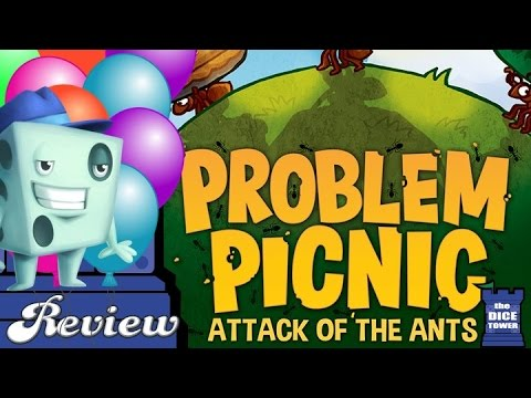 Problem Picnic Review - with Tom Vasel