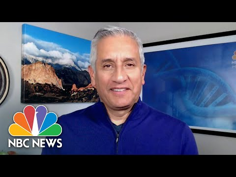 How Long Will A Covid Vaccine Be Effective And Why Cold Storage Is Important | NBC News NOW