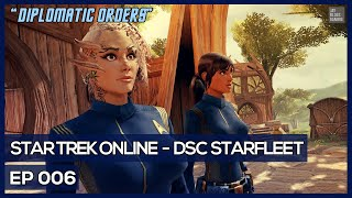 Star Trek Online - Age Of Discovery - Diplomatic Orders [DSC Federation]