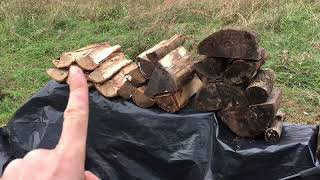 The Differences Between Dried And Truly Seasoned Firewood