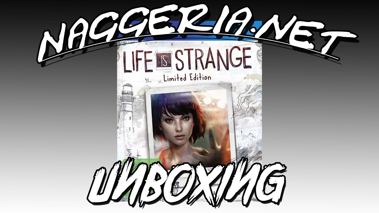 Life Is Strange – Limited Edition (Unboxing)