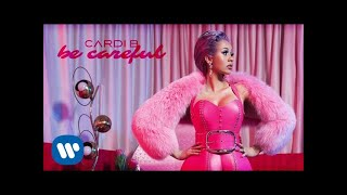 Gambar cover Cardi B - Be Careful [Official Audio]