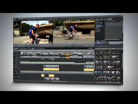 MAGIX Video Pro X3 - Professionelle Videobearbeitung mit Stereo3D-Support (DE)