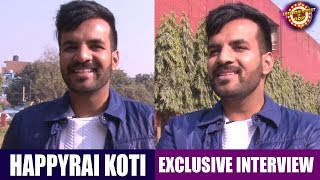 Happy Rai Koti  Motor Mitran Di  Exclusive Interview  Channel Punjabi
