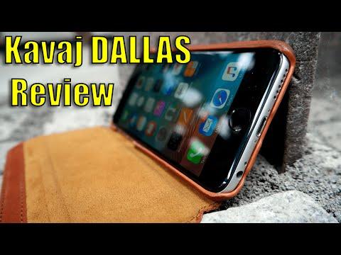 """Die beste Hülle fürs iPhone? - Kavaj """"Dallas"""" [iPhone 6/6s]"""