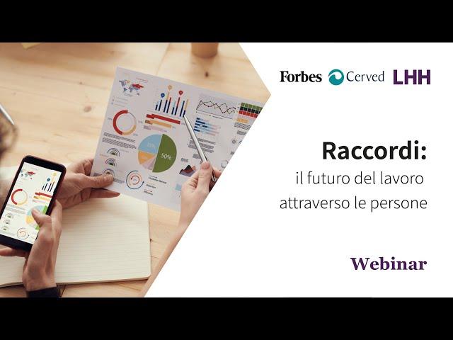 Raccordi, il futuro del lavoro attraverso le persone | Webinar Conclusivo