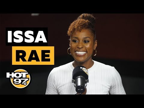 , title : 'Issa Rae On #LawrenceHive Backlash, Why Her Mom Stopped Watching 'Insecure' & Meeting The Obama's'