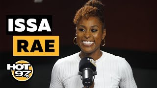 Ebro In The Morning - Issa Rae On #LawrenceHive Backlash, Why Her Mom Stopped Watching 'Insecure' & Meeting The Obama's