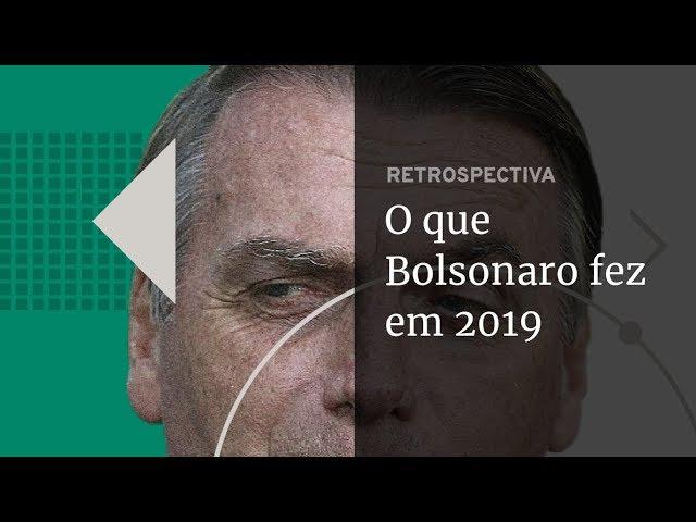 Pronúncia de vídeo de Bolsonaro em Portuguesa