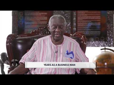 Footprints with former President of Ghana John Agyekum Kufuor (Part 2)
