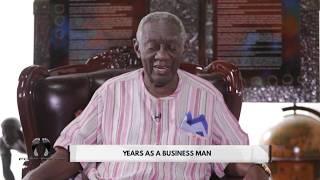 Footprints With Former President Of Ghana John Agyekum Kufuor (Part 2)