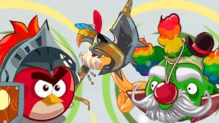 Angry Birds Epic - 2 Years Anniversary  Party Torence Arena Event!