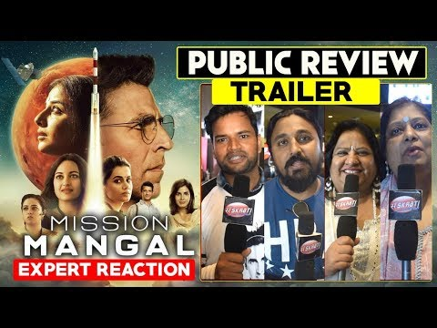 Mission Mangal Expert Review | HONEST FANS First Reaction | Akshay, Vidya, Sonakshi, Taapsee