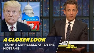 Trump Is Depressed After the Midterms: A Closer Look