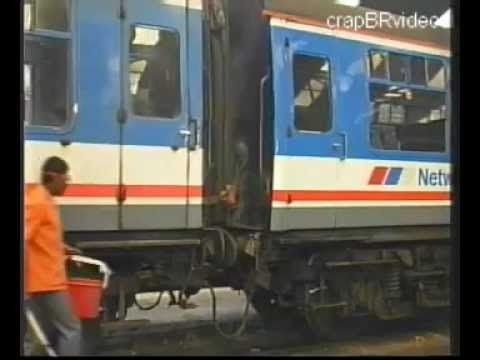 Network Southeast 'Traincare' Training Video from 1990