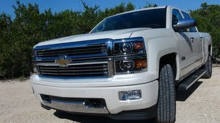 2014 Chevy Silverado High Country 6.2L V8 Pickup 0-60 MPH Performance Review