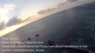 Diamonds Thudufushi Resort, Maldives