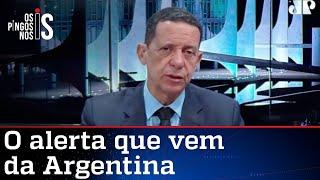 José Maria Trindade: Argentina mostra que 2022 será decisivo para o Brasil