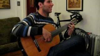 Alfredo del Penho discussing several styles of Brazilian music