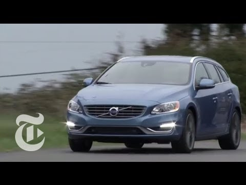 Car Review: 2015 Volvo V60 T5 Drive-E | Driven | The New York Times