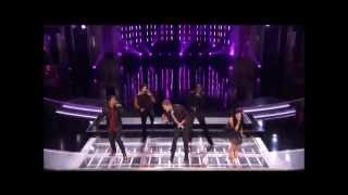 Pentatonix   I Need Your Love - The Sing Off USA 2013
