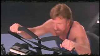 Chuck Norris' Workout - Total Gym