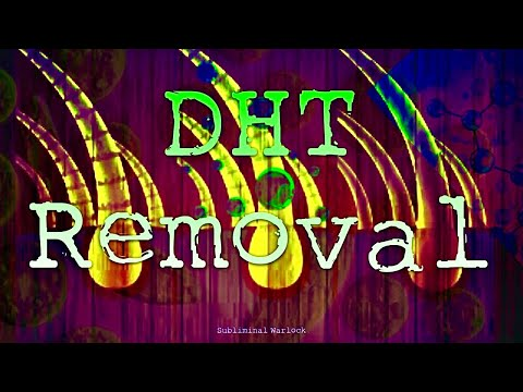 Remove All DHT From Scalp - Subliminals Frequencies Hypnosis Biokinesis Binaural Theta Waves Mp3
