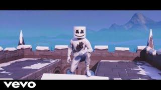 Marshmello - Happier (Fortnite Music Video) @marshmellomusic