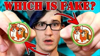 10 EASY WAYS TO SPOT FAKE DISNEY PINS!!! {Scrappers}