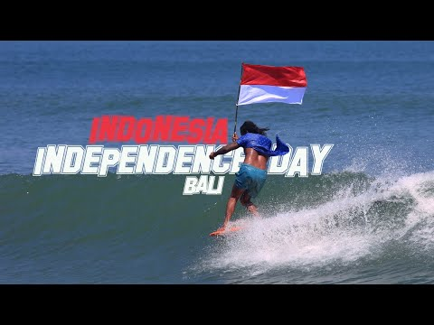 Independence Day Celebration In Kuta - Bali