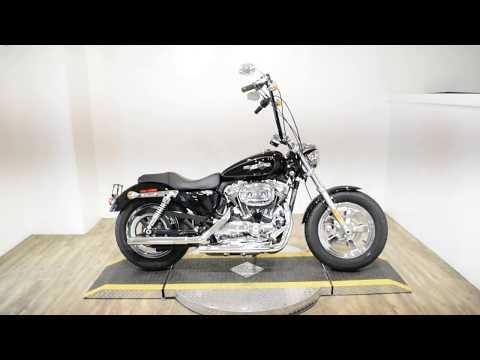 2013 Harley-Davidson Sportster® 1200 Custom in Wauconda, Illinois - Video 1