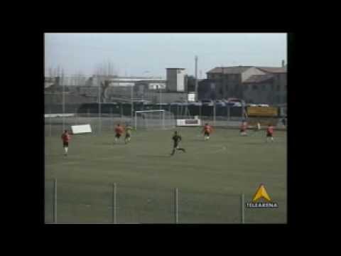 immagine di anteprima del video: CALDIERO TERME-CHIAMPO 1-0