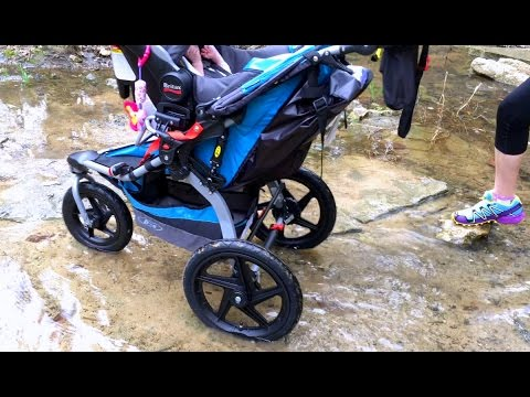 BOB Revolution Flex Jogging Running Stroller
