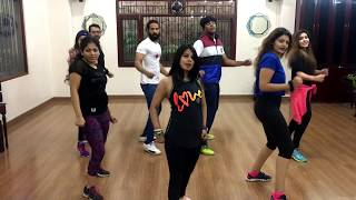 NA JA | PAV DHARIA | ZUMBA FITNESS | PRE COOLDOWN ROUTINE | EASY DANCE FITNESS