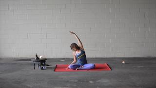 SPA Yoga® 30 Min Restorative Flow with Betty Riaz