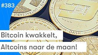 Bitcoin KOERS-Dollar aller Zeiten
