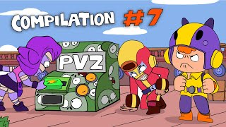 Best Brawl Stars Animation Compilation #7 l By Guru Mobile Game