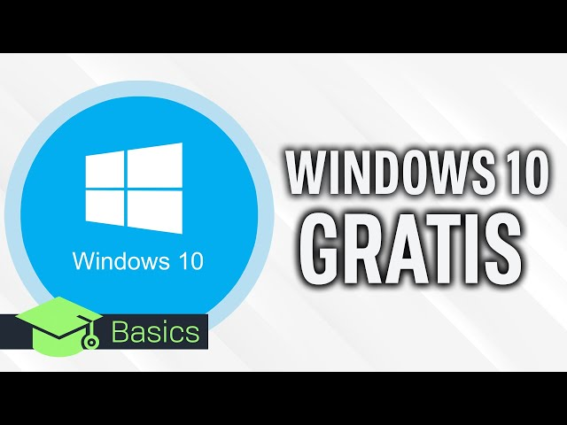 Cómo conseguir versiones de WINDOWS 10 GRATIS | XTK Basics