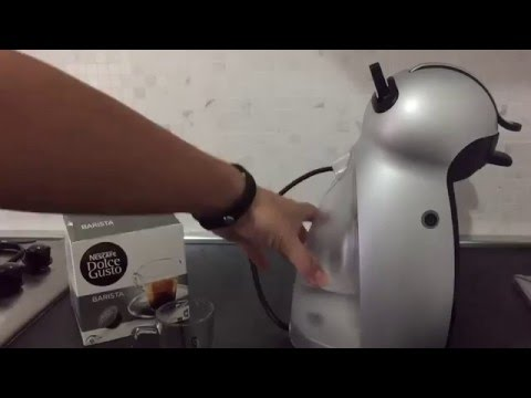 Macchina caffè Nescafe Dolce Gusto DeLonghi come funziona? Capsule Barista