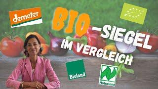 Gutes Bio - schlechtes Bio? | Bio-Siegel im Vergleich - mit Dagmar von Cramm
